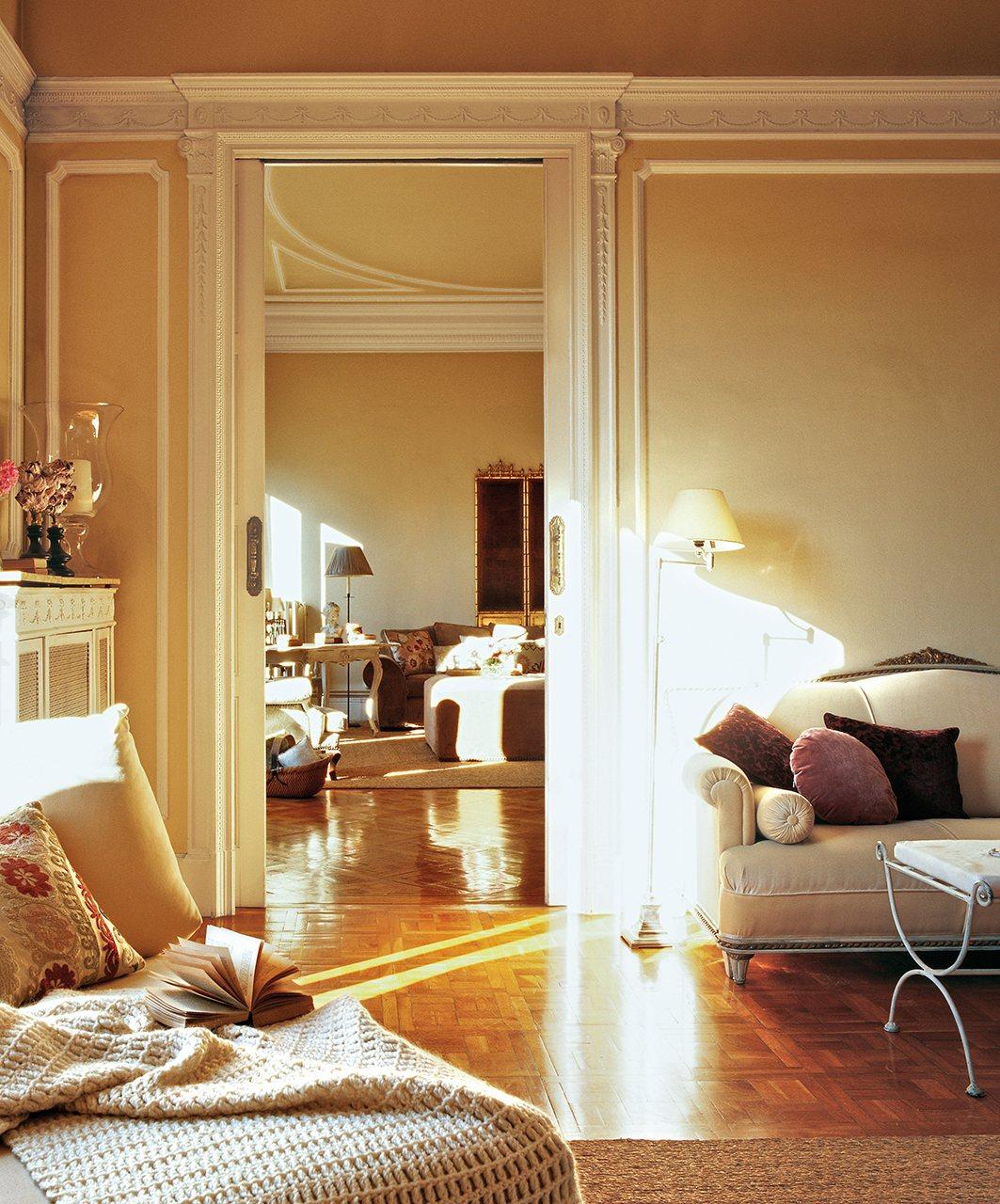 C mo ampliar la casa con pintura for Quiero tus muebles