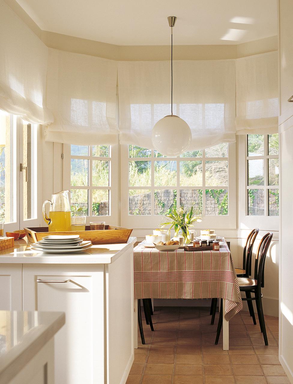 Un office ideal en la cocina - Cocinas office pequenas ...