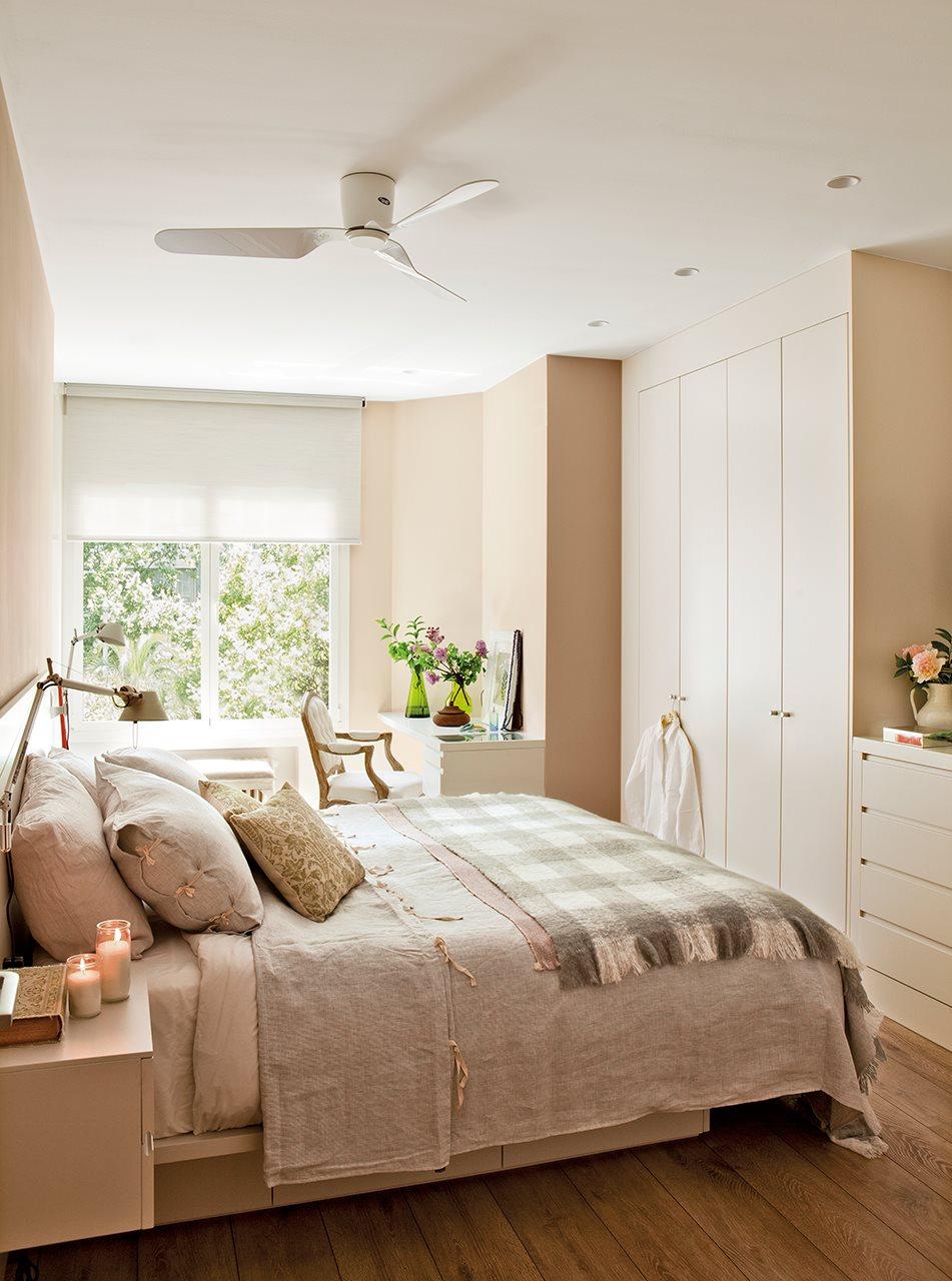 Consejos para la distribuci n de los muebles - Bancos para dormitorio matrimonio ...