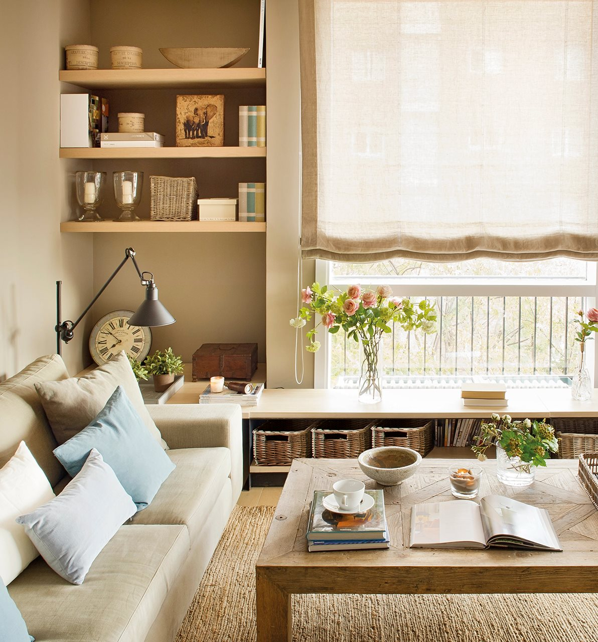 Consejos para la distribuci n de los muebles for Como colocar los muebles del salon
