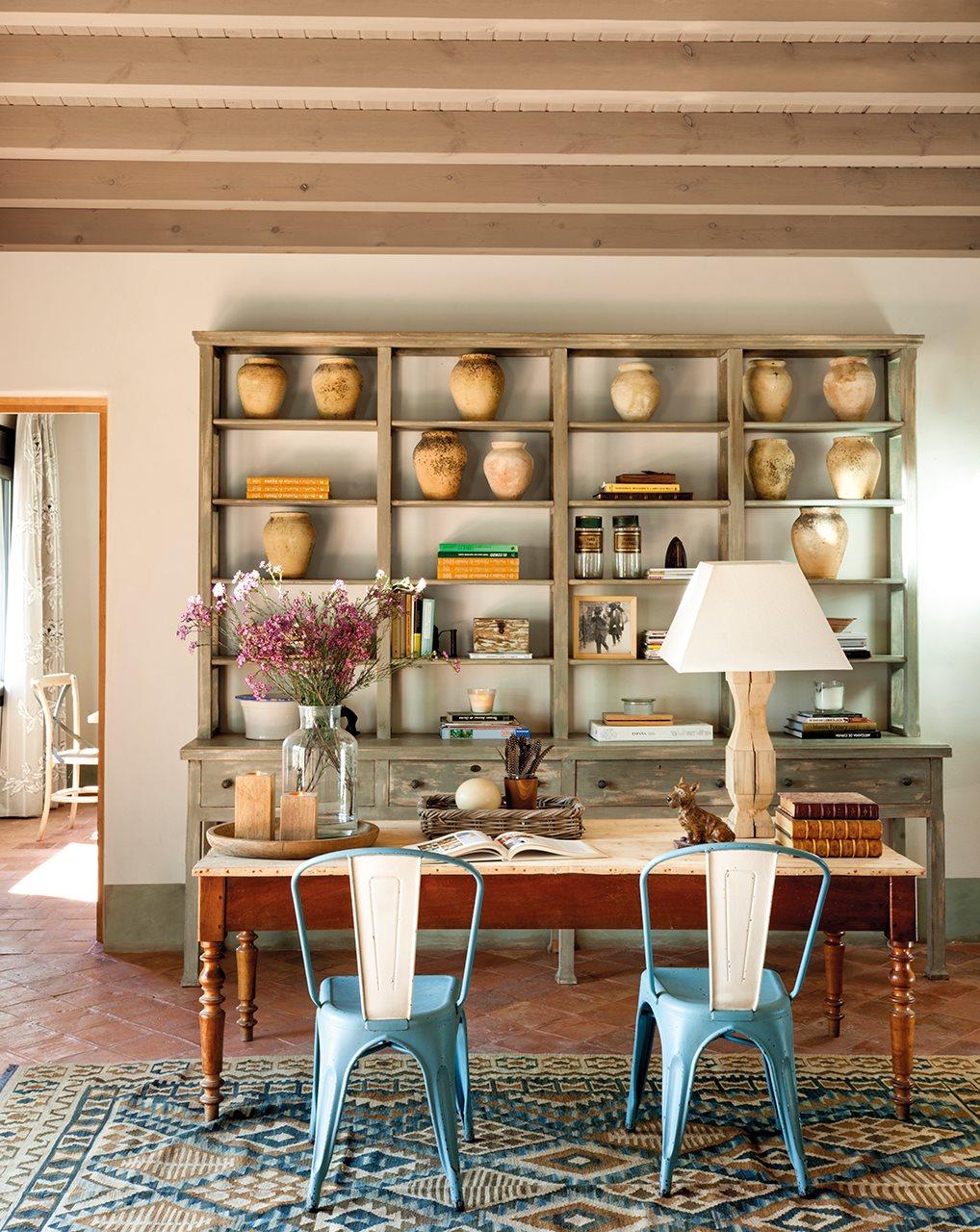 Una Casa De Monta A Sostenible Y Natural # Muebles Farmacia