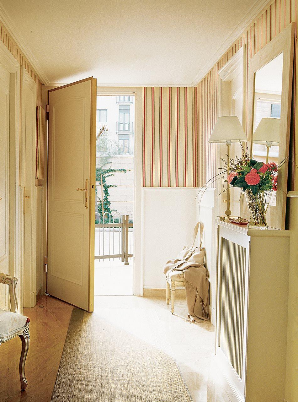 Pasillo con papel pintado trendy tienda online moderno d - Papel pintado pasillo ...