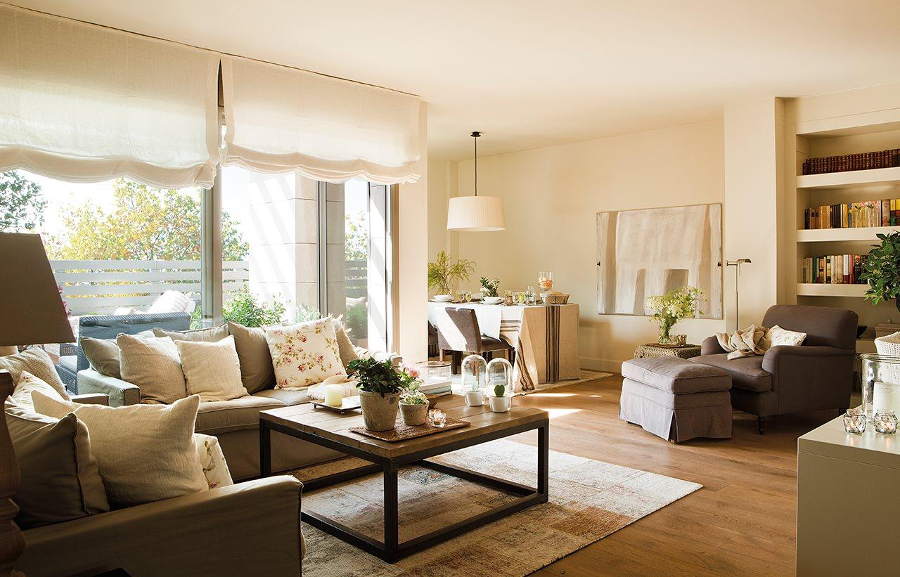 Dos pisos peque os unidos en uno - Sofas ka internacional ...