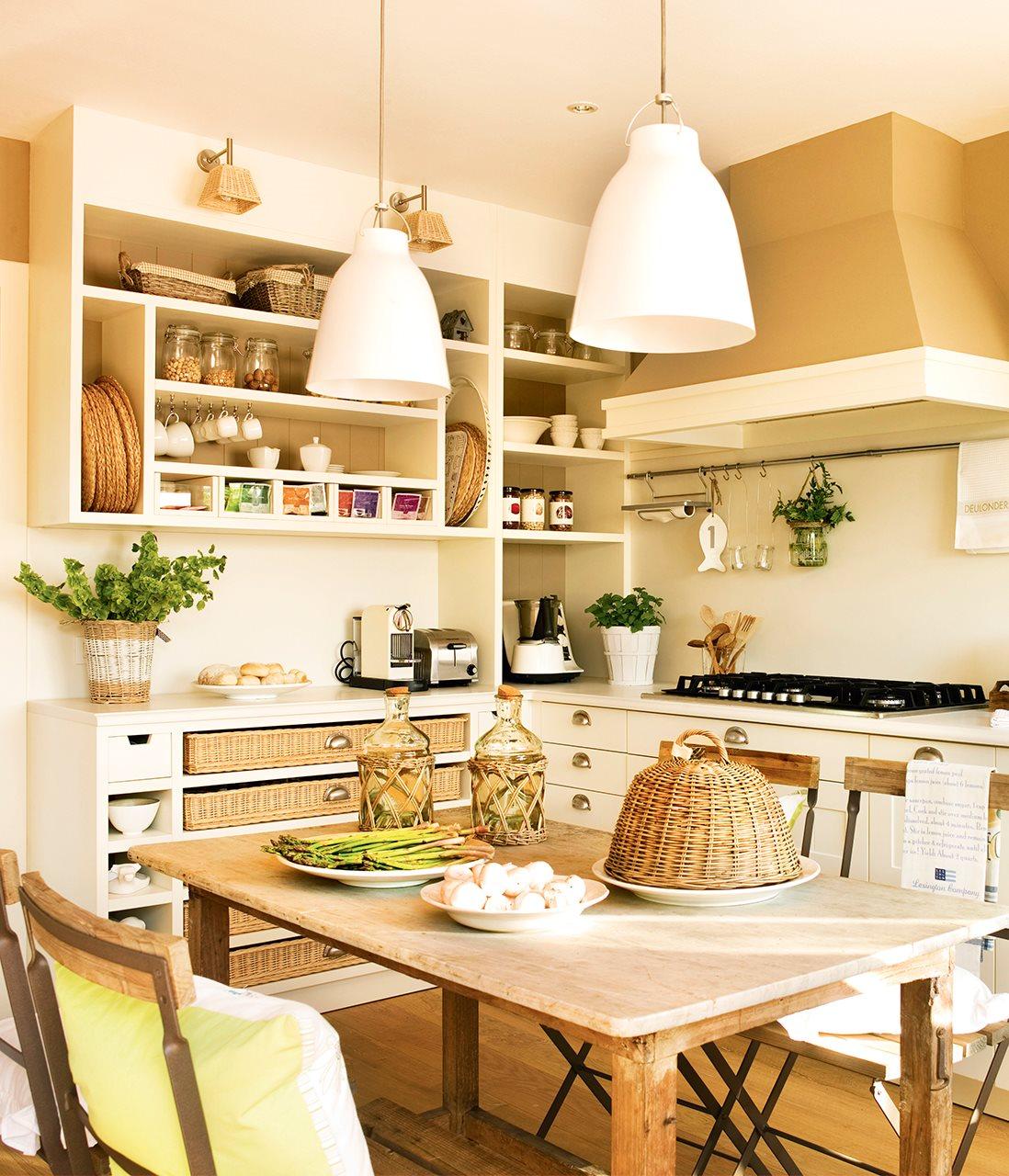 Trucos para organizar la cocina for Todo para la cocina