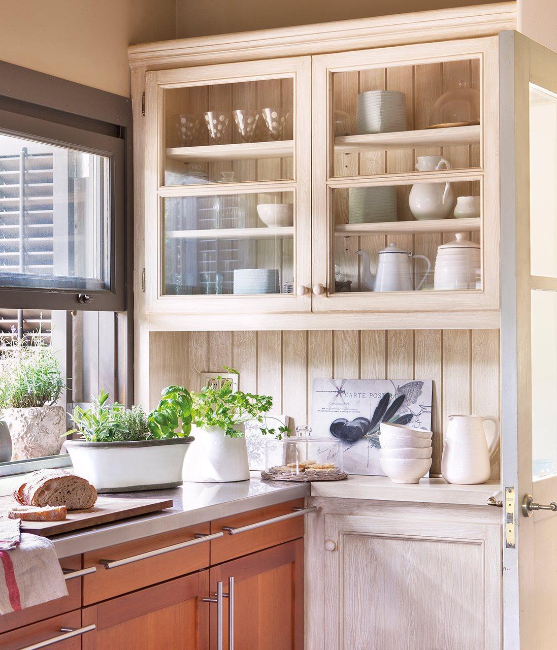 Trucos para organizar la cocina for Alacenas de cocina
