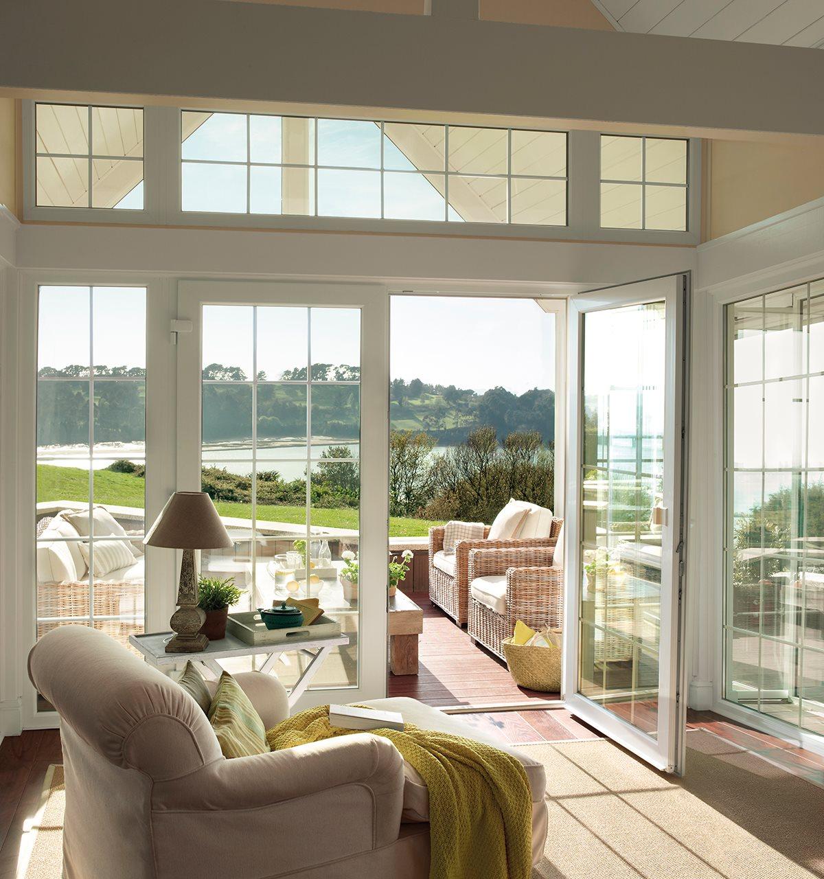 Preciosa Casa Tipo Canadiense Con Vistas A La Bah A De