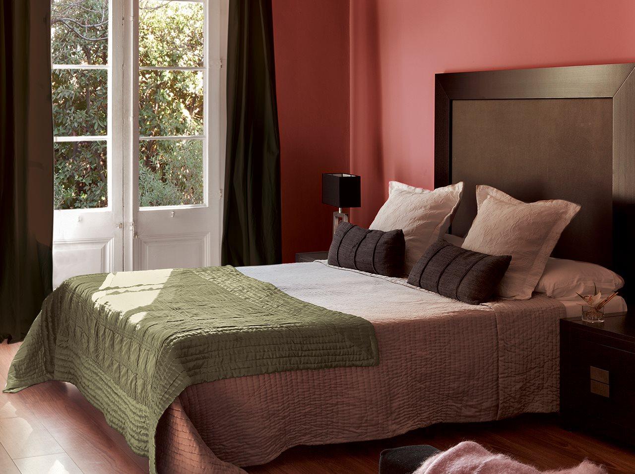 Un dormitorio con cinco estilos diferentes cu l te gusta - Colores que combinan con el granate en paredes ...