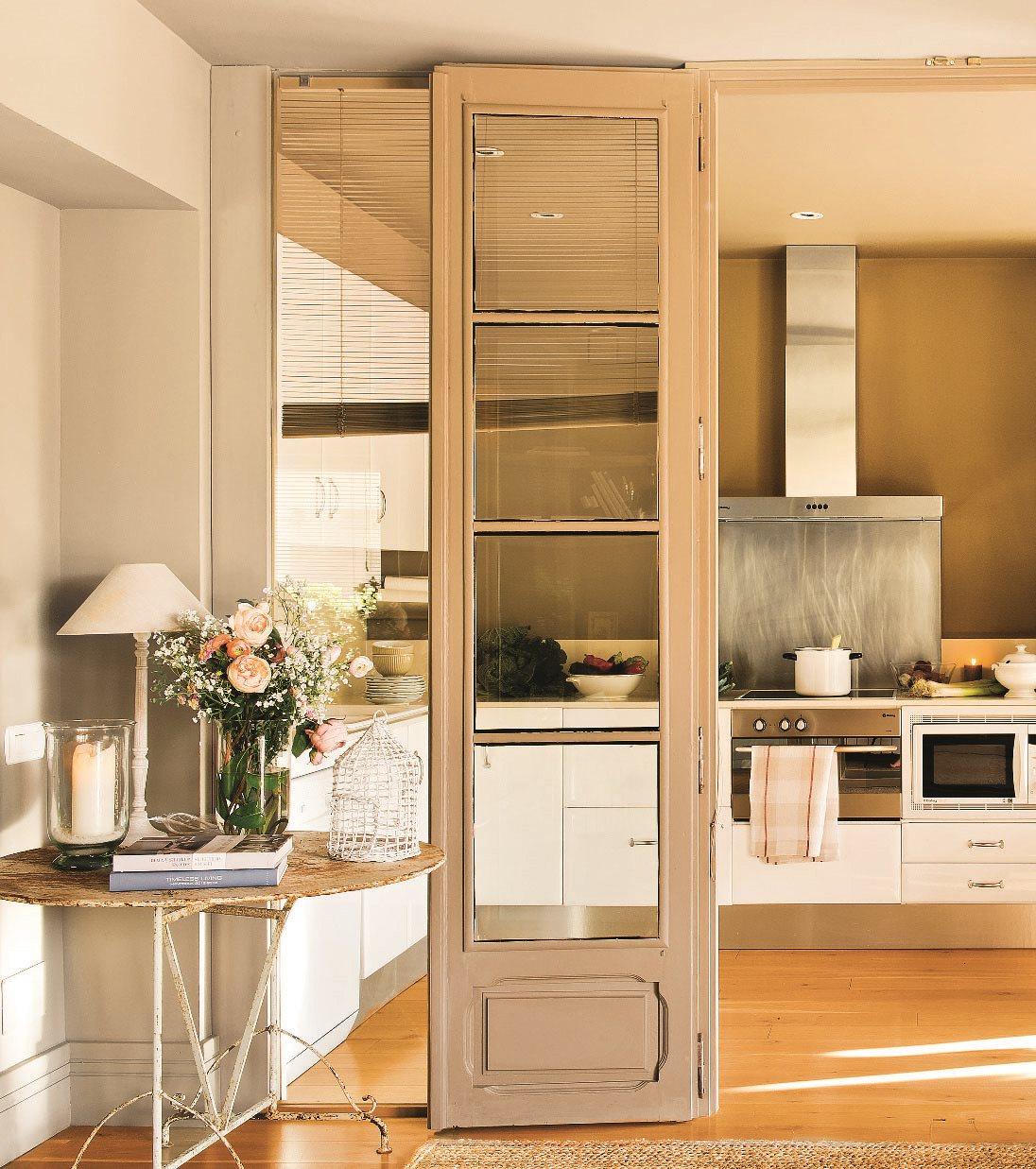 Tu piso es mini ideas para ampliarlo for Cambiar el color de las puertas