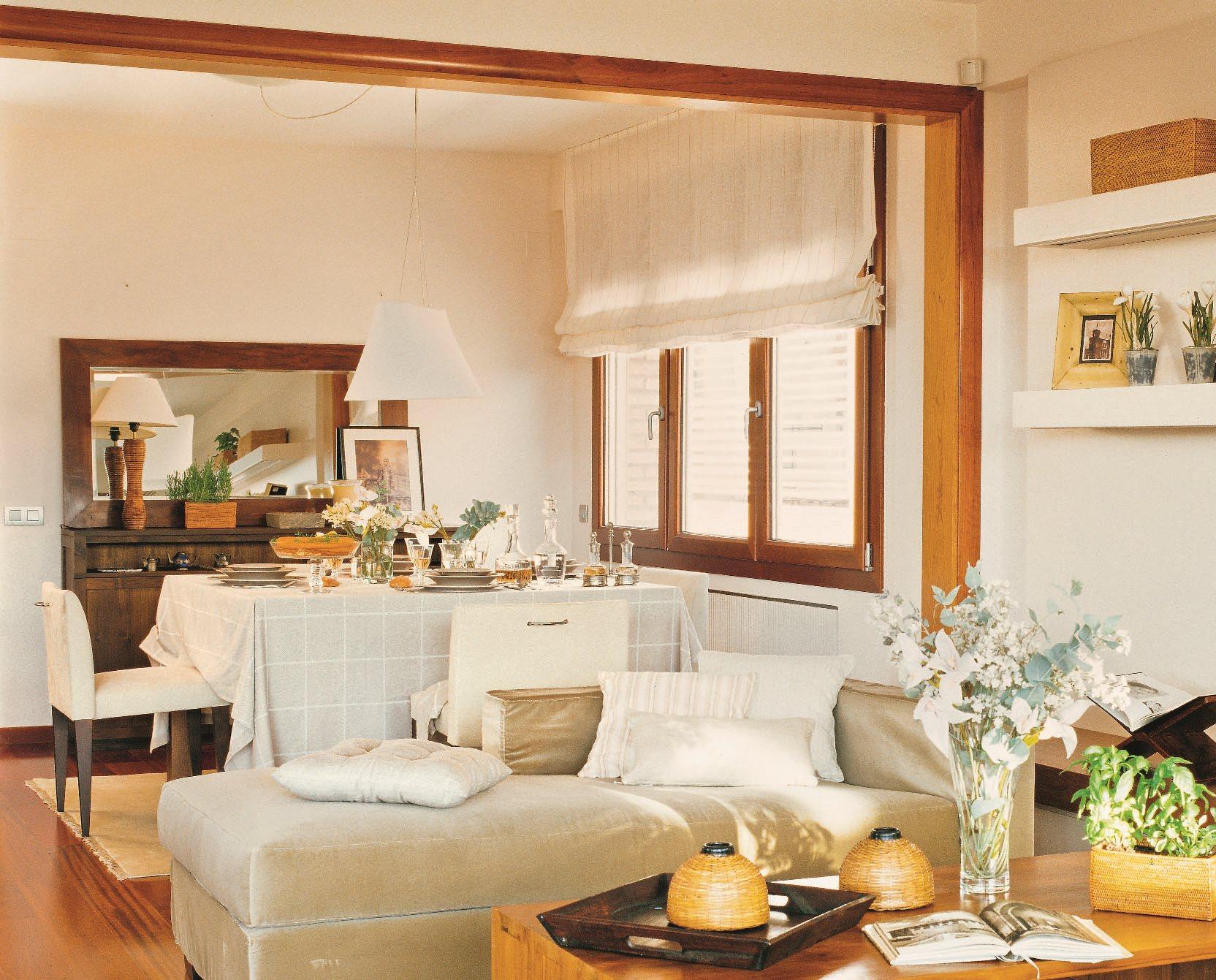 Tu piso es mini ideas para ampliarlo - Decorar marcos de madera ...