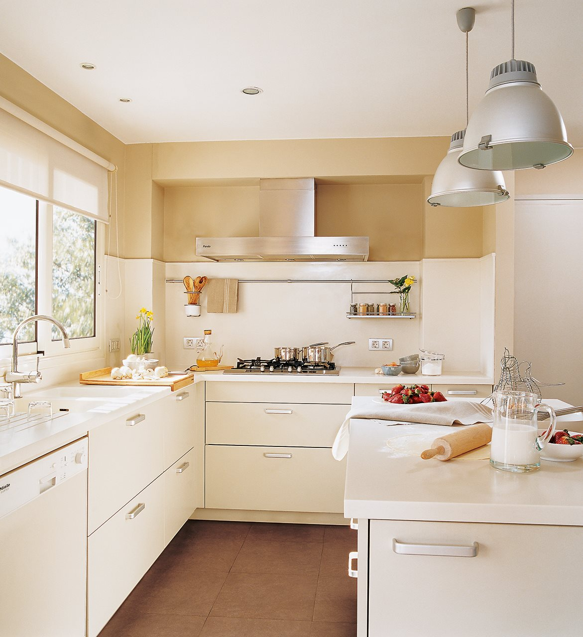 Cocinas para vivir en familia for Canal cocina cocina de familia