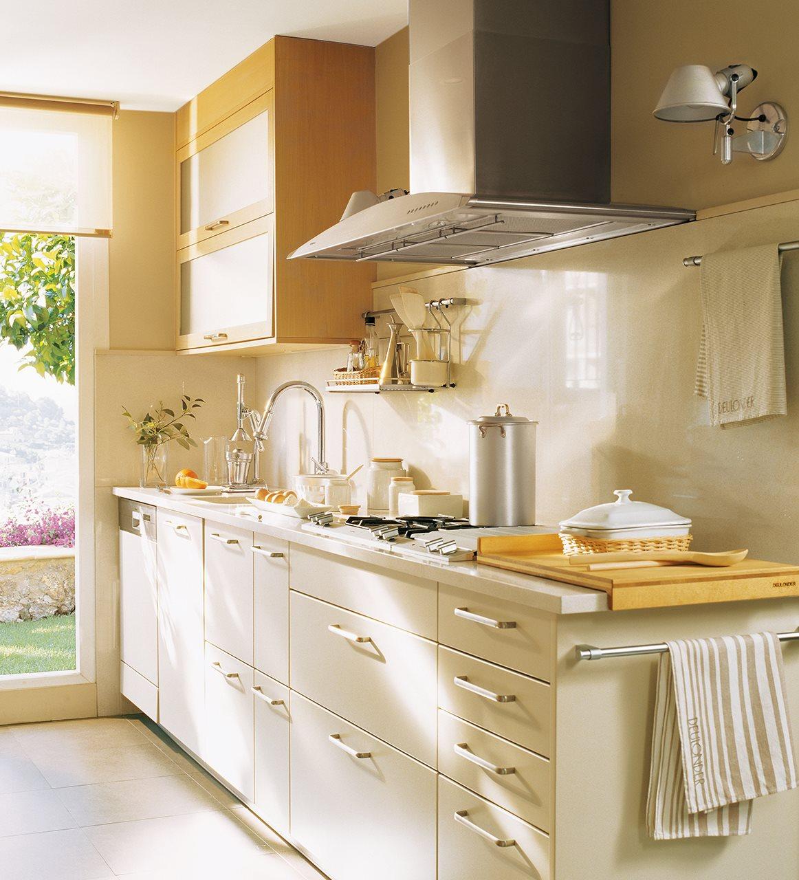 Cocinas para vivir en familia for Muebles cocina chica