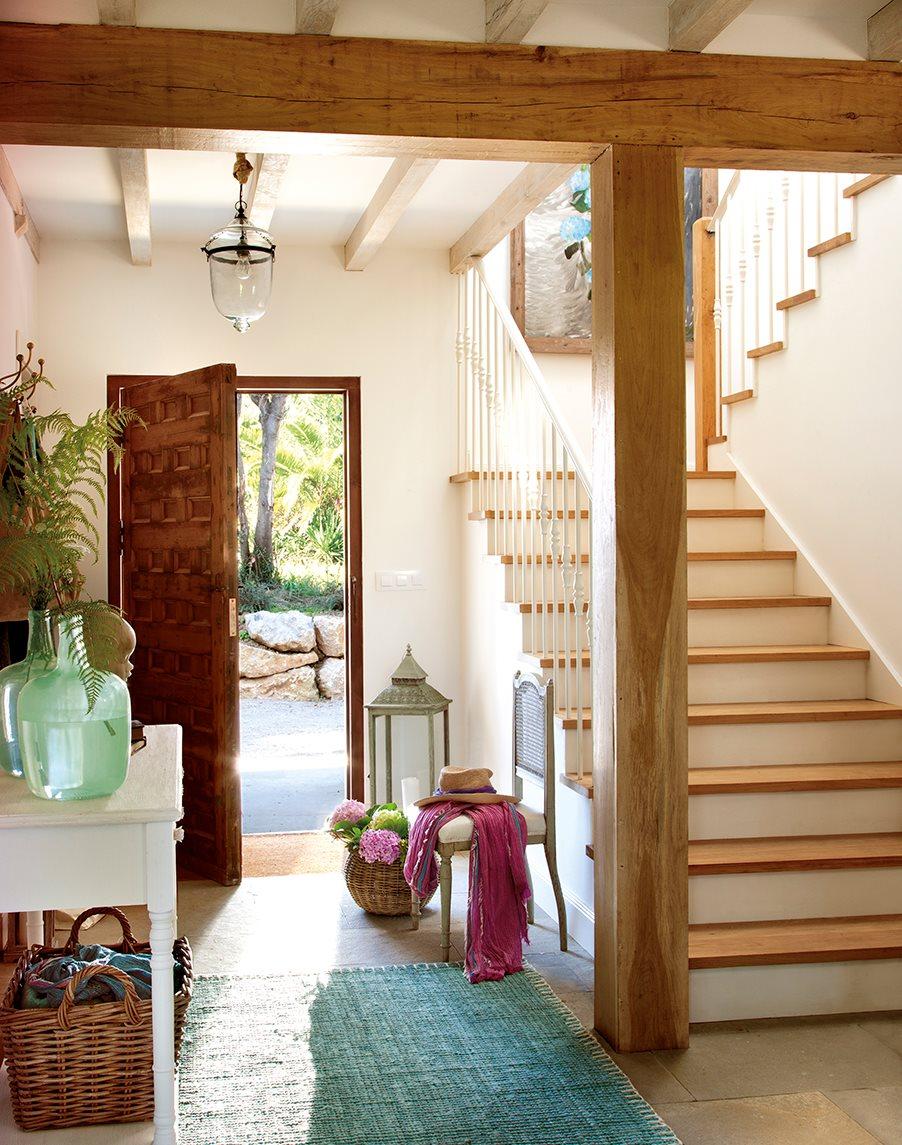 25 ideas para alegrar tu casa esta primavera for Alfombras recibidor