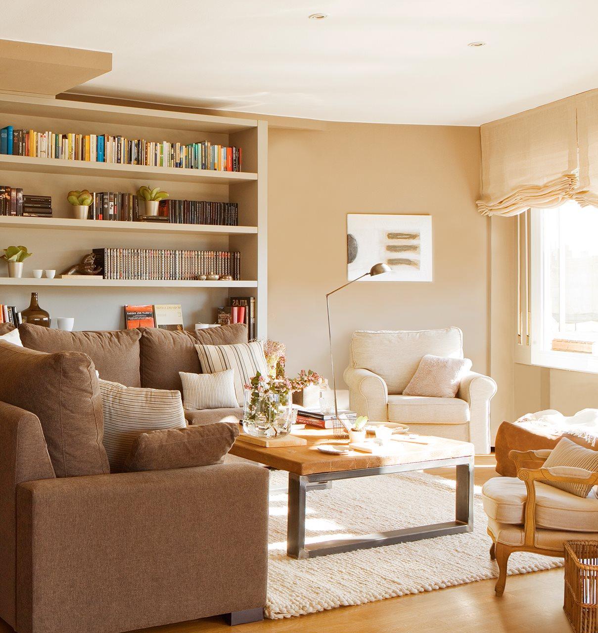 Detalhes do c u sof s para todos os gostos para todos os for Fotos de librerias de salon