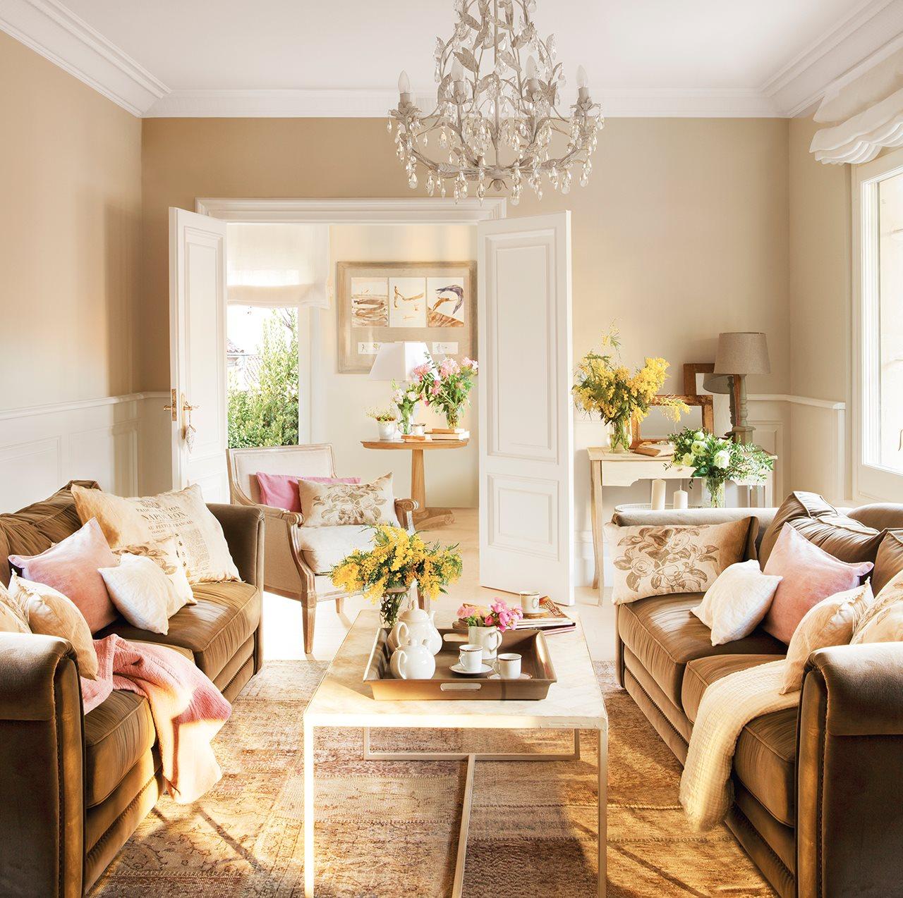 Reformar y pintar de blanco un piso para ganar luz Pintar un piso de blanco