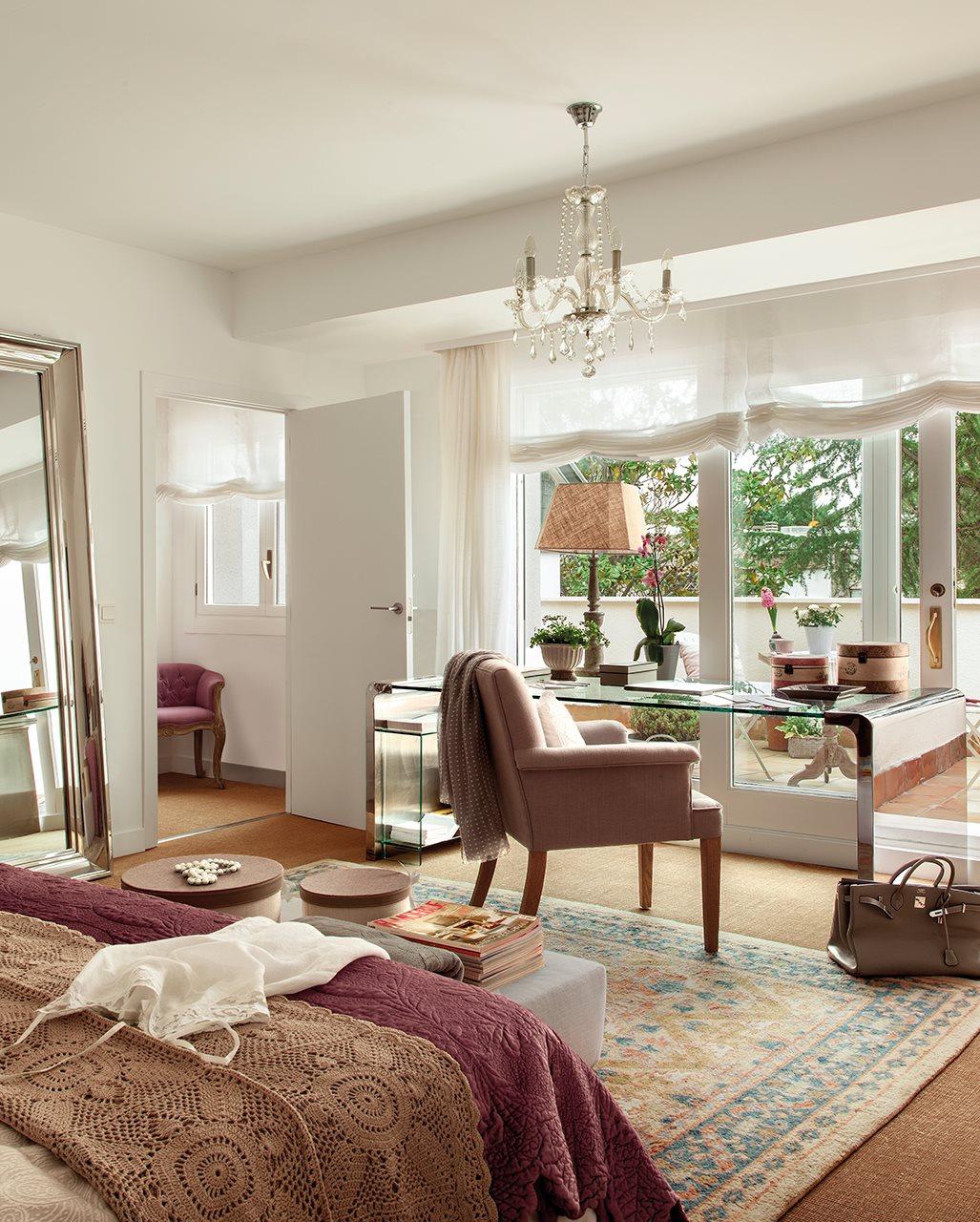 Reforma Mediterr Nea Para Una Casa En Madrid # Muebles Penalver