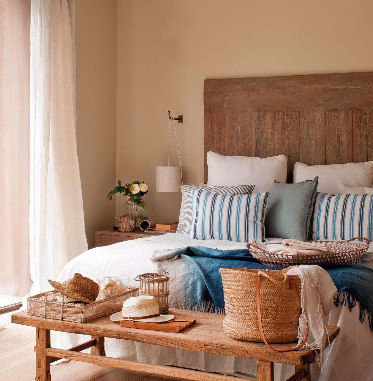 Diez cabeceros distintos adecuados para diferentes necesidades - Imagenes para dormitorios ...