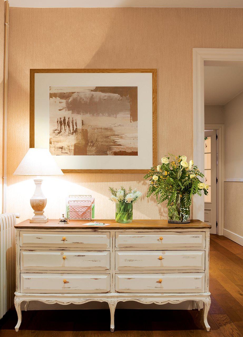 Planifica el recibidor ideal - Papel pintado para recibidores ...
