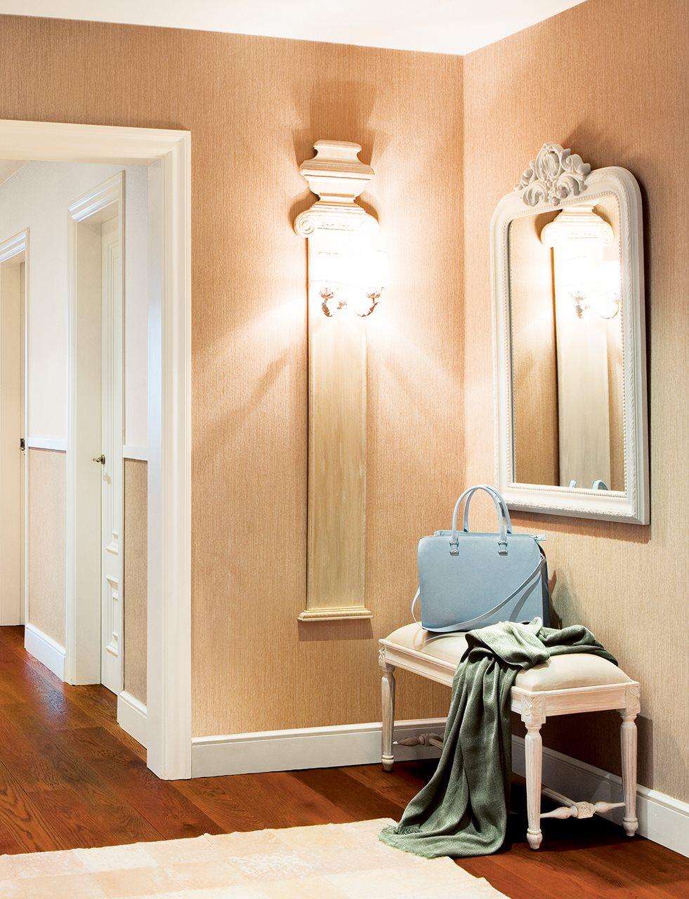 Planifica el recibidor ideal for Conforama espejos de pared