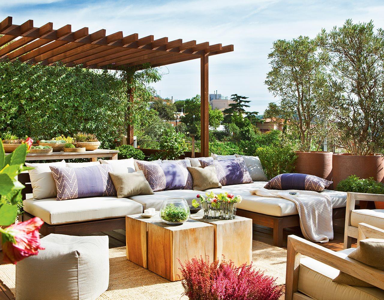 Reforma de una casa con terraza for Terrazas 1280 a