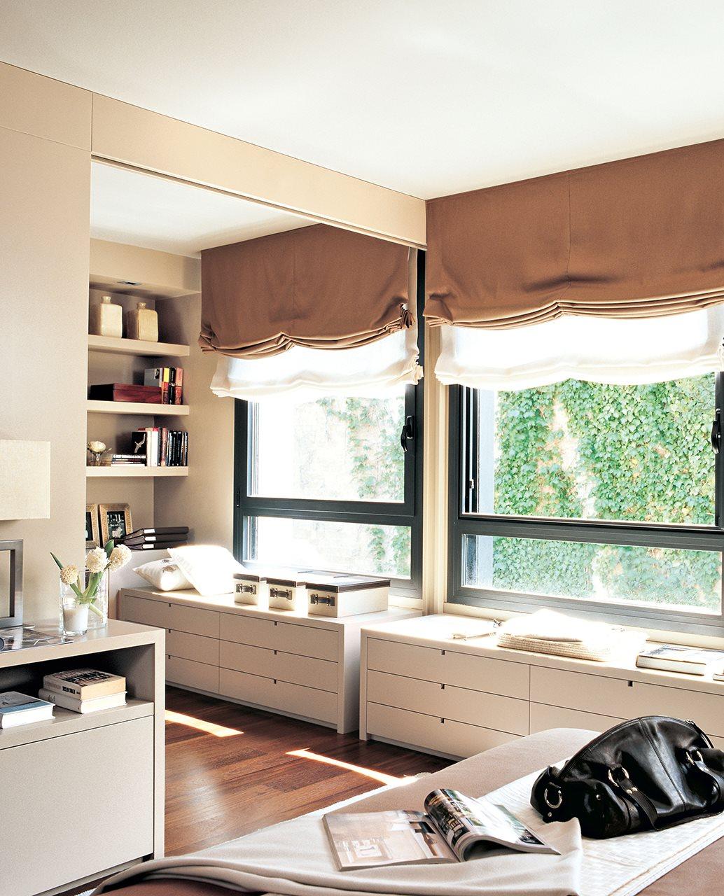 Cajones para tenerlo todo en orden for Espejos para comodas de dormitorio