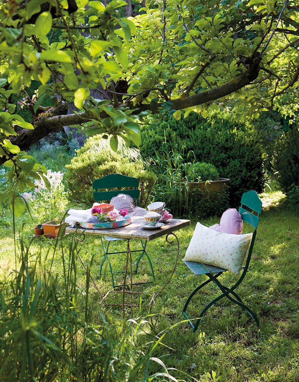 Los 15 mejores comedores de exterior for Fregaderos para jardin