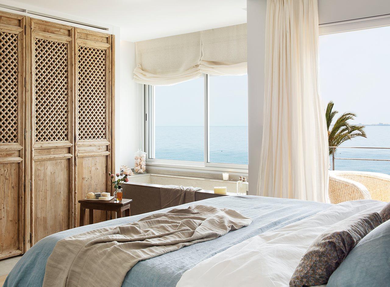 Una casa d plex con vistas al mar para un verano inolvidable - Baneras vistas ...