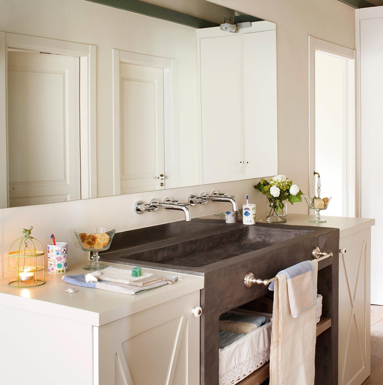 Baño Microcemento Blanco:muebles baño etiquetas muebles baño