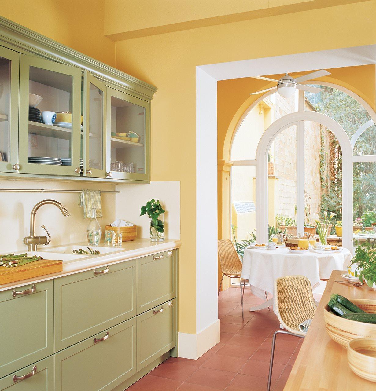 Decorar paredes de cocina decorar paredes cocina los for Decorar paredes cocina