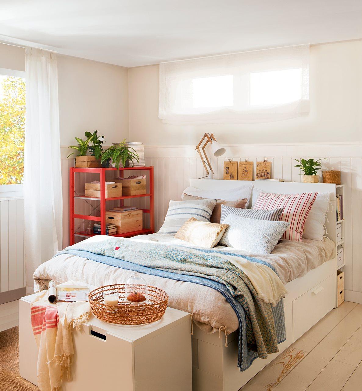 Decorar y renovar el dormitorio con todo for Cama brimnes