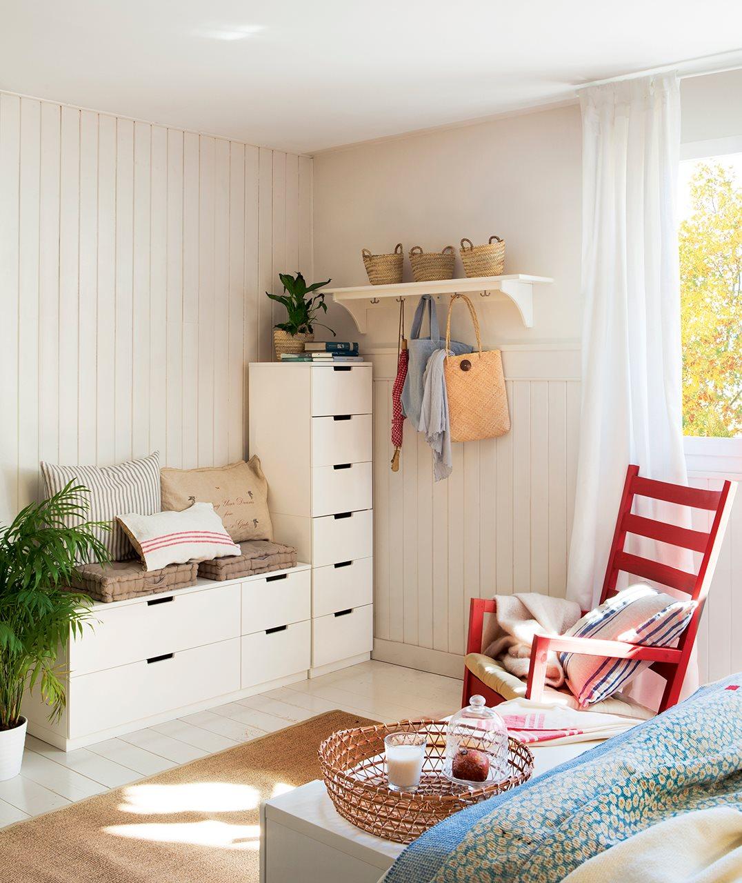 Decorar y renovar el dormitorio con todo
