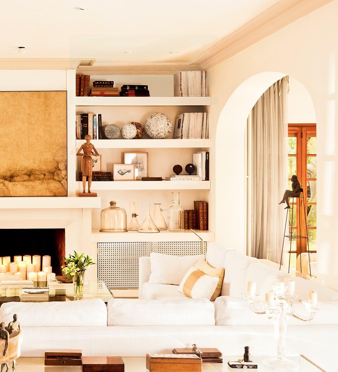 Renovar la decoracaci n sin hacer reformas - Muebles la chimenea catalogo ...