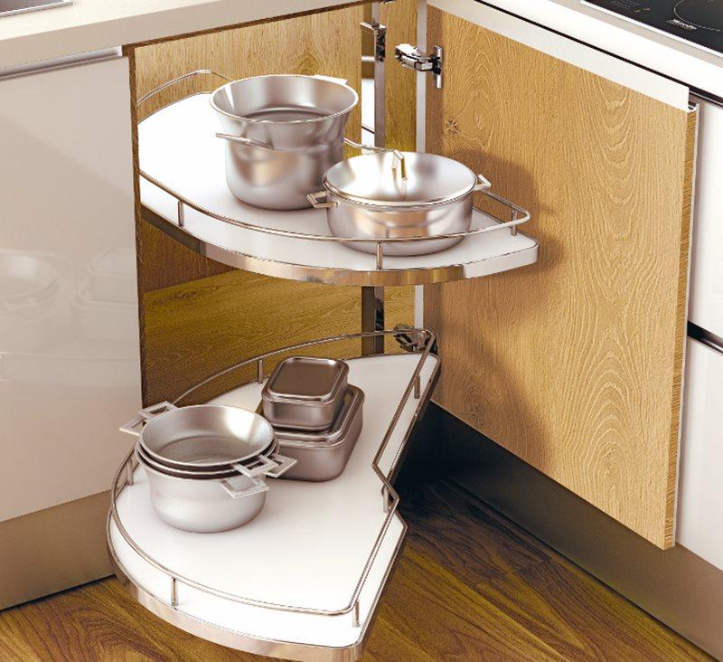 Una cocina mini puede ser perfecta for Muebles de cocina esquineros