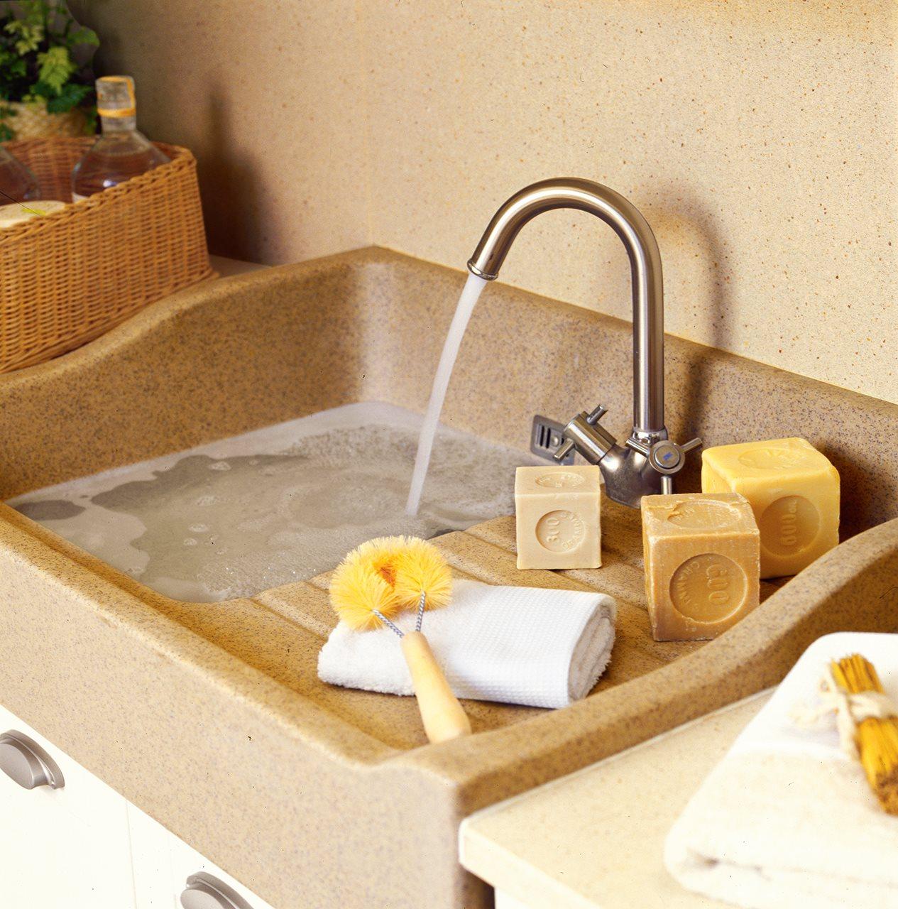 Un lavadero en l bien aprovechado for Modelos de lavaderos