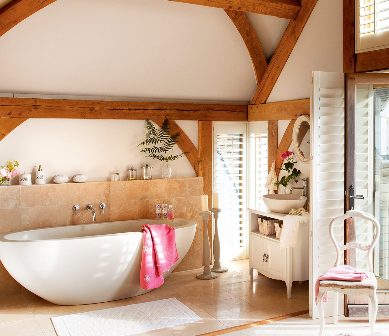 La casita de lady sophia - Repisas de marmol ...