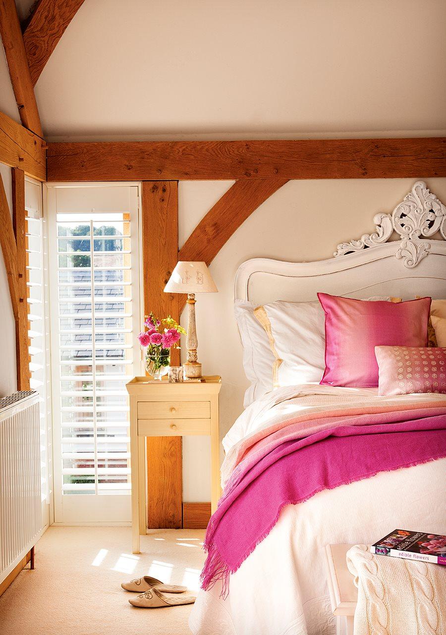 La casita de lady sophia - Cabeceros de cama con cojines ...