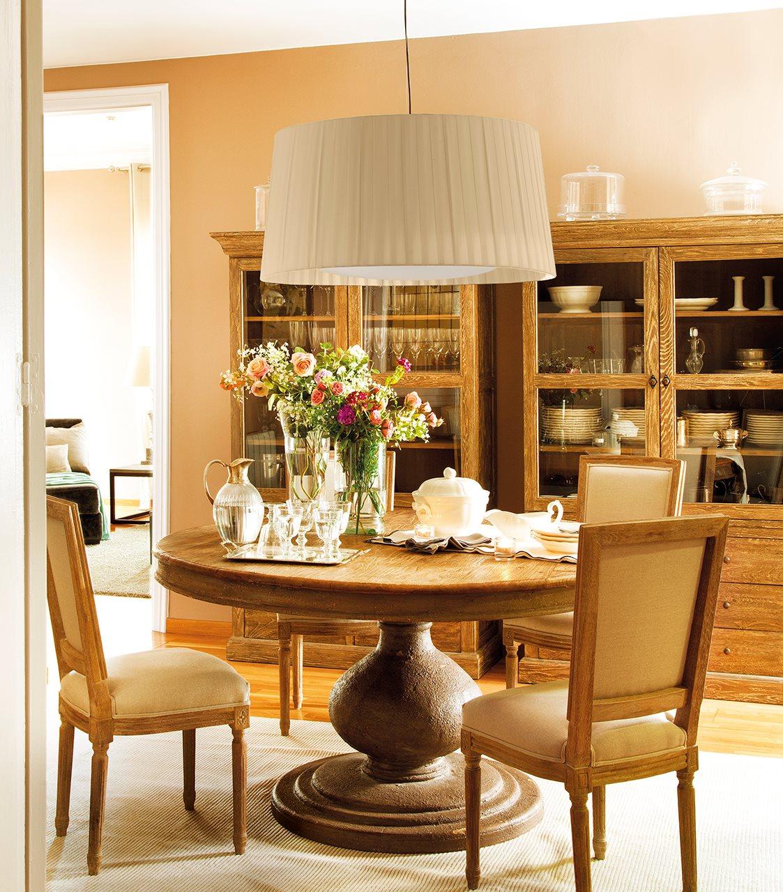 Piezas must-have para un salón comedor con más estilo
