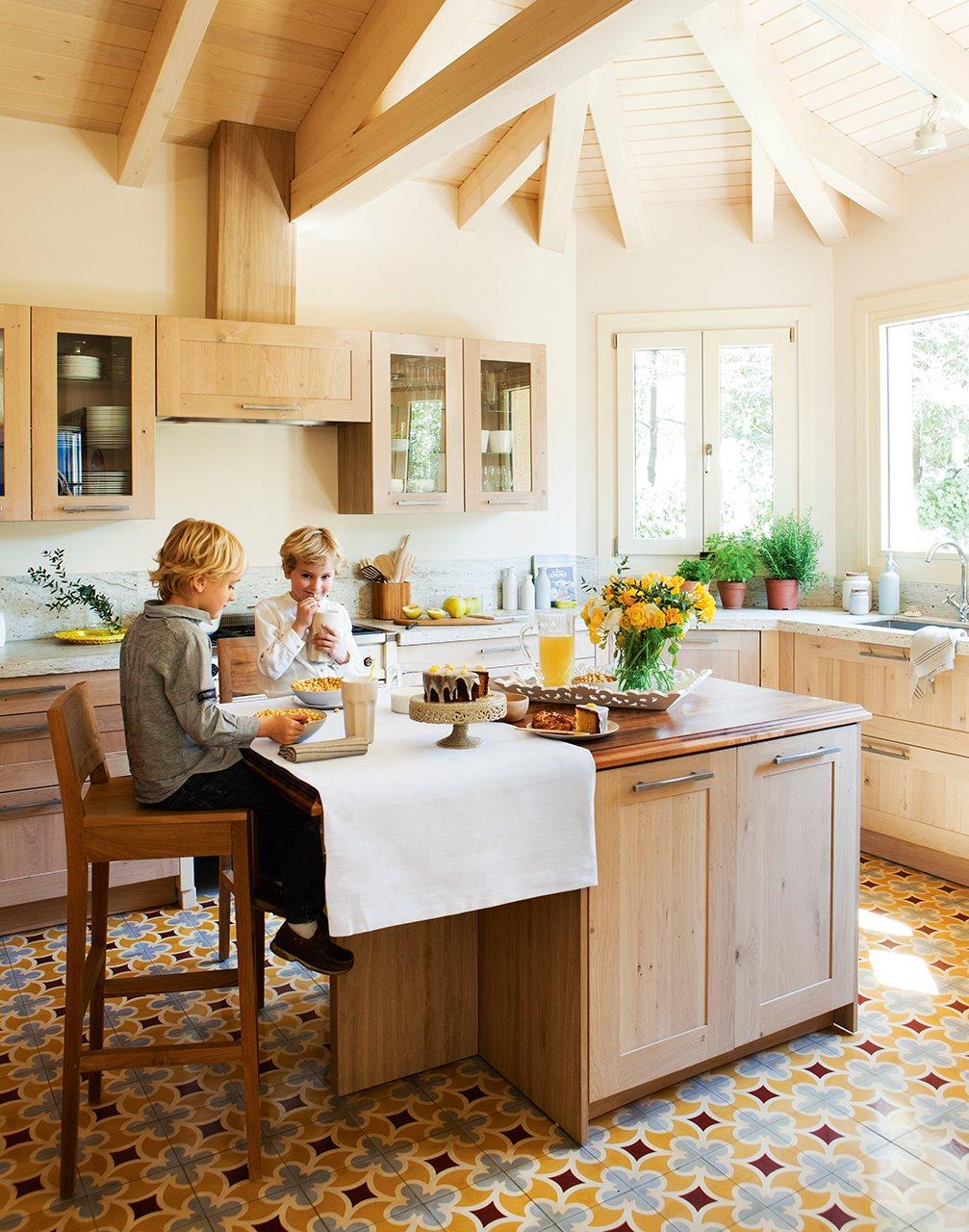 Consigue el comedor perfecto for Sillas para islas de cocina