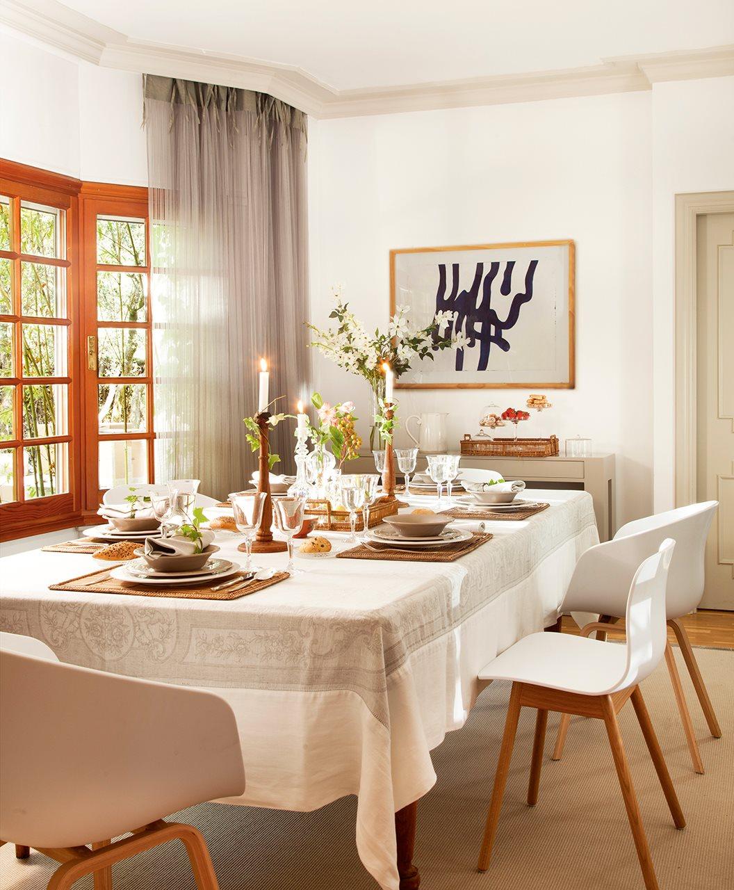 Consigue el comedor perfecto - Centros de mesa de comedor originales ...
