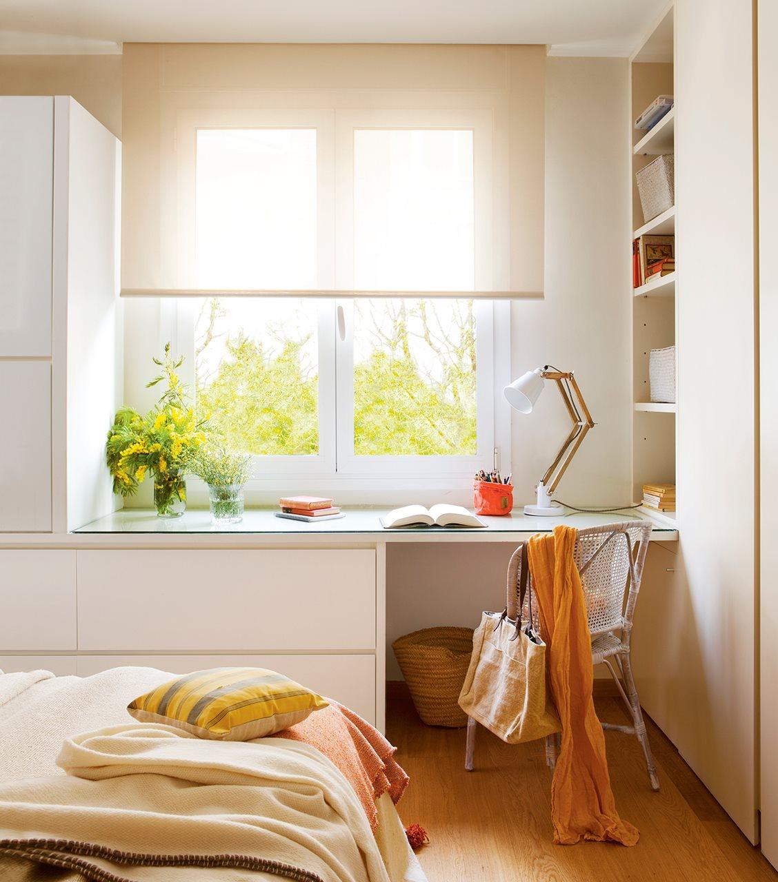 Un piso familiar reformado para ganar luz y comodidad - Organizar habitacion ninos ...