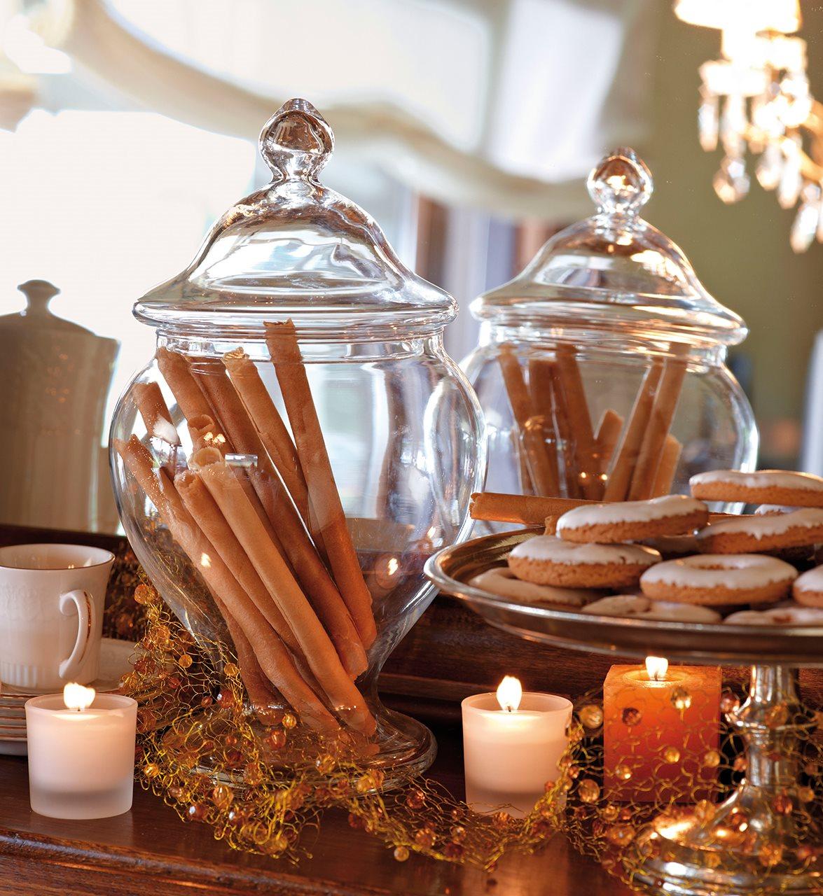 15 ideas para decorar la casa esta navidad for Ideas para decorar la casa en otono