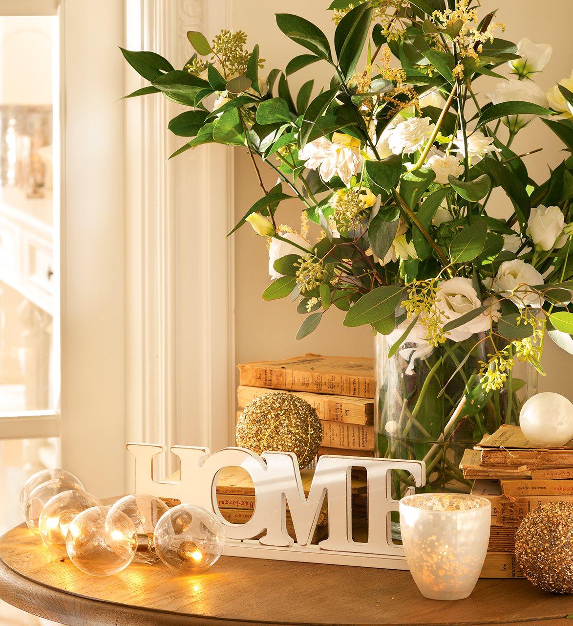 15 ideas para decorar la casa esta navidad - Detalles para decorar ...