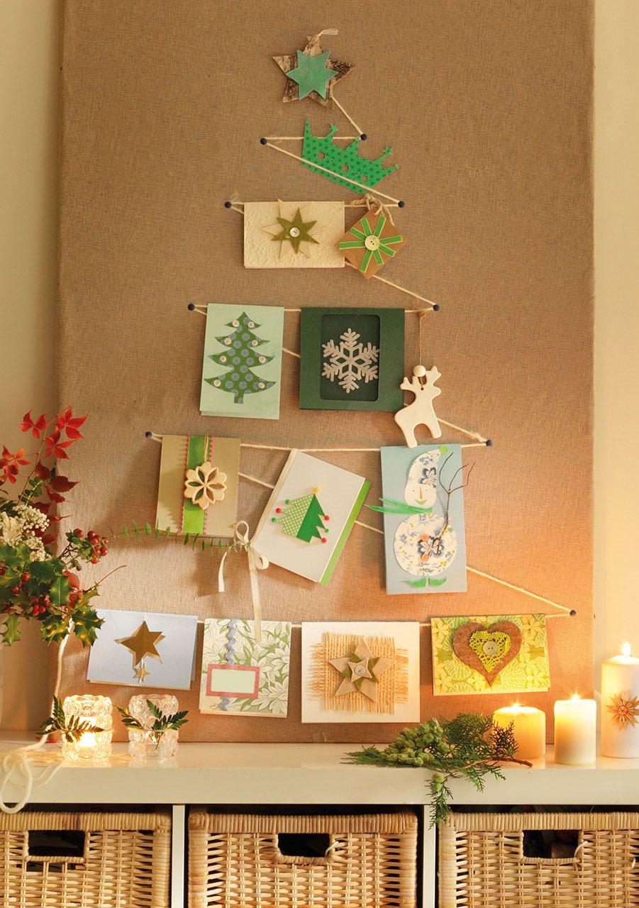 25 ideas para disfrutar de la navidad for Cosas decorativas para navidad
