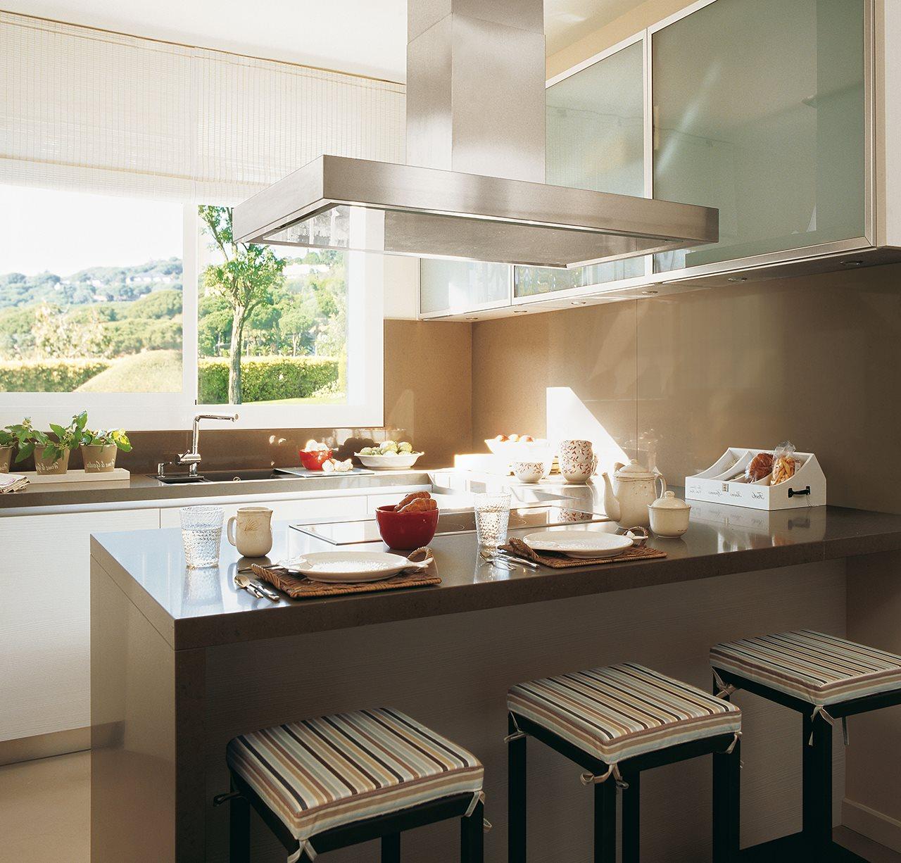 Los 9 mejores dise os de cocinas office for Mejor material para encimeras de cocina