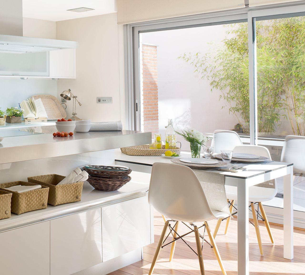 Los 9 mejores dise os de cocinas office for Cocinas abiertas con isla