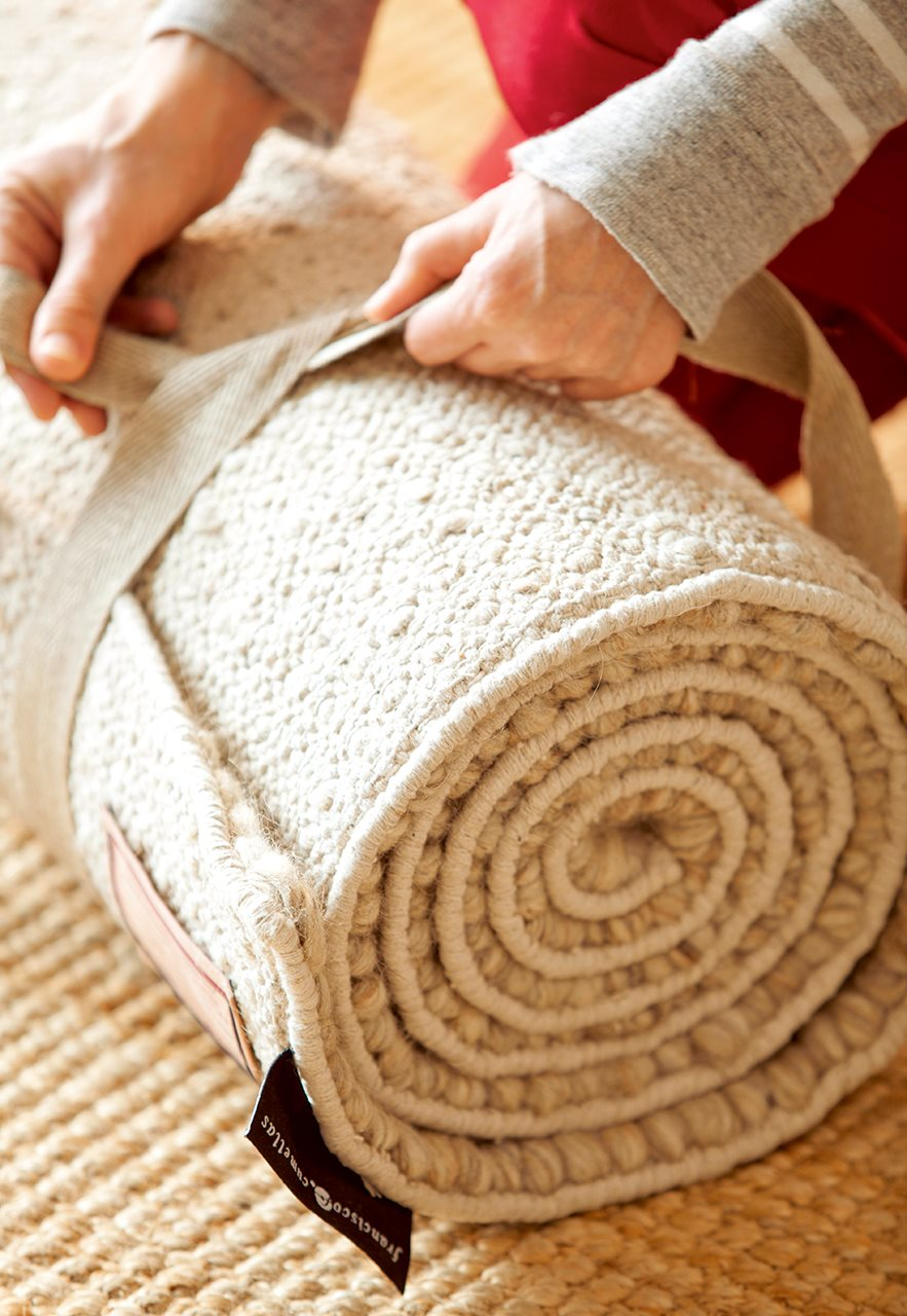 Como limpiar alfombras de lana trendy imagen titulada - Como limpiar alfombras de lana ...