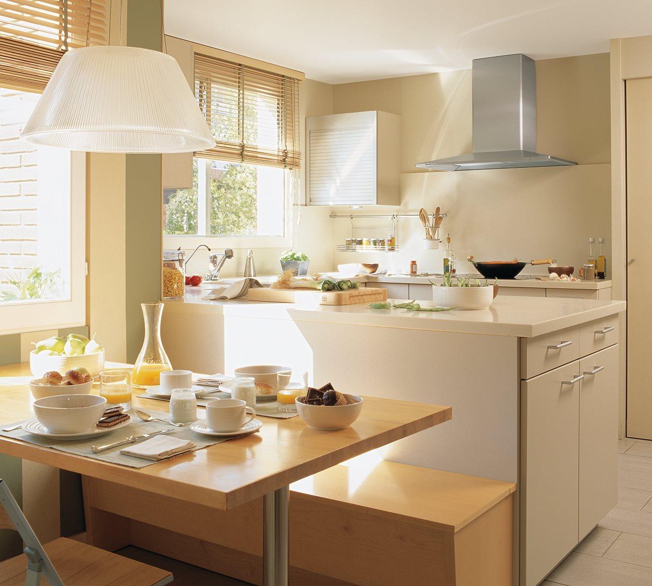 Los 9 mejores dise os de cocinas office - Almacenaje de cocina ...