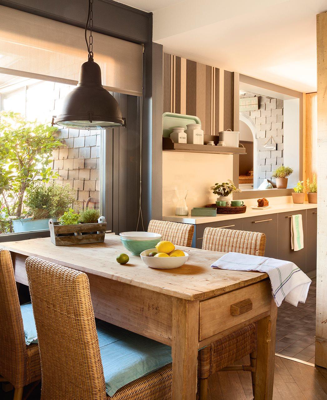 Los 9 mejores dise os de cocinas office - Cocinas con office fotos ...
