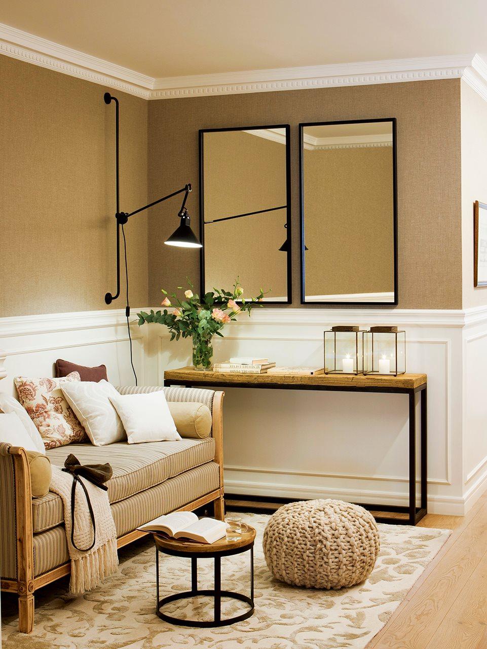 Ideas para reformar los recibidores for El mueble sofas