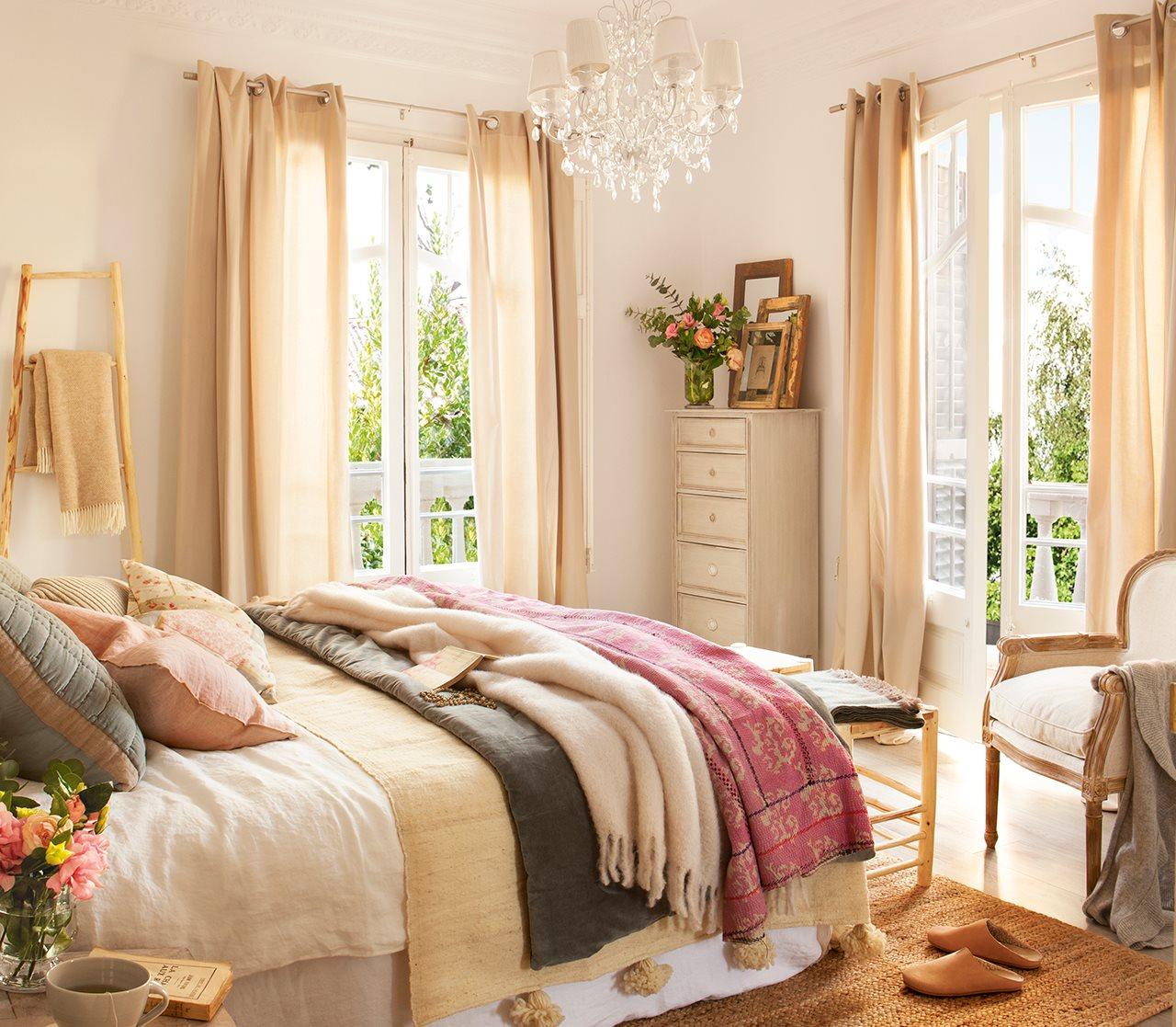 Trucos para conseguir un dormitorio de revista - Mueble de habitacion ...