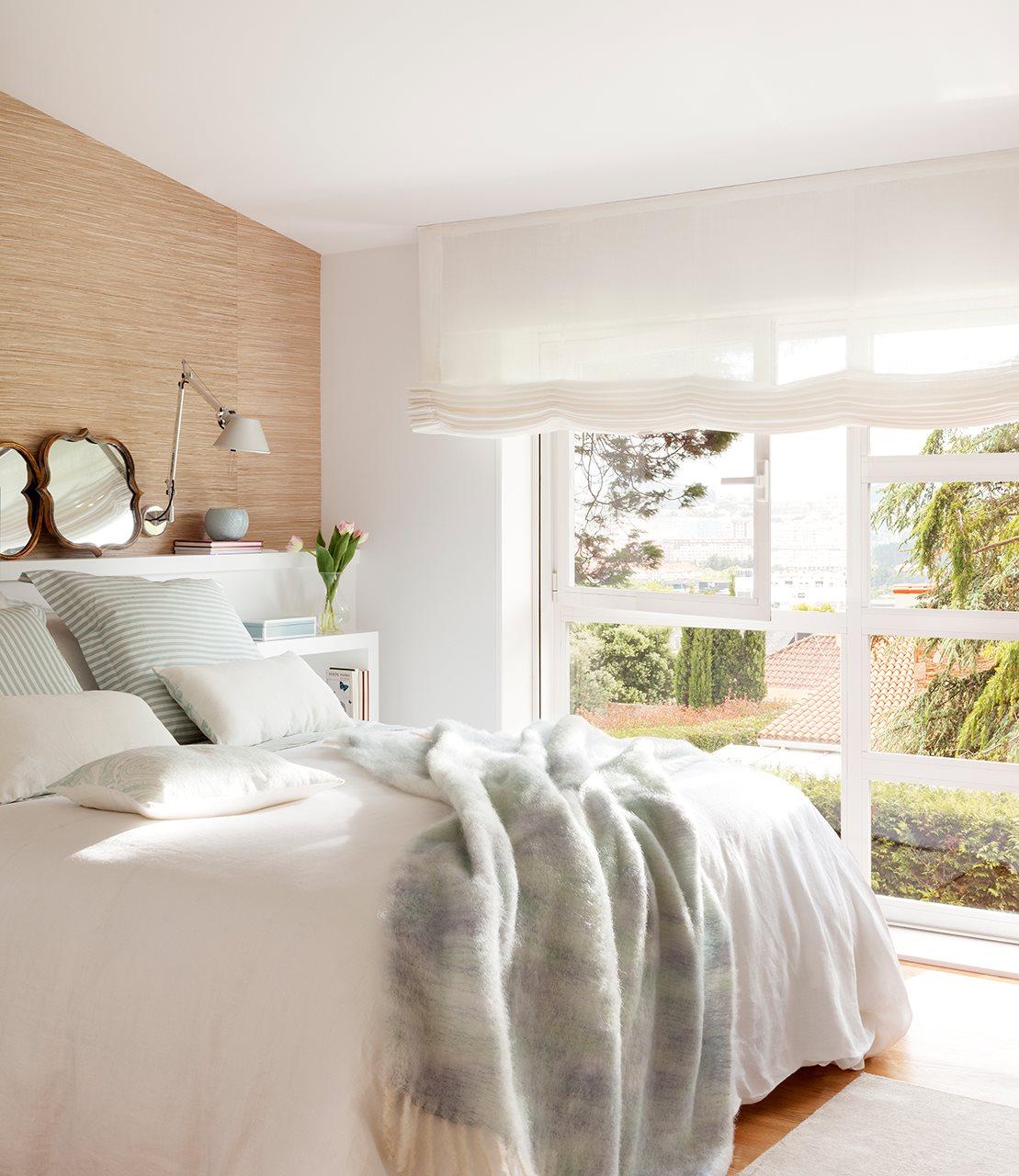 Cabeceros de cama con mesillas integradas excellent - Cabecero mesillas integradas ...
